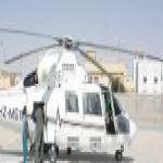 طائرة الإخلا الطبي عادت بلا مريض . والأستاذ أحمد الخرعان تم نقل الوالد إلى مستشفى الحرس الوطني وحالته مستقرة