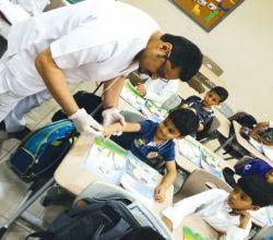 «الجرب» يطرق باب الرياض و16 طالباً وطالبة في حصيلة أولية