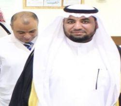 آل شريد مديرا لمستشفى الأفلاج