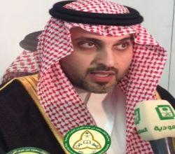 الدكتور فيصل الماجد ينال ماجستير التعليم الطبي