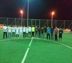 انطلاق بطولة بلدية الأحمر بمشاركة خمسة فرق