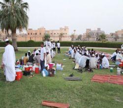 بالصور : الجالية السودانية تقيم إفطارها السنوي