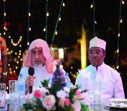 """""""آل الشيخ """"يعلن عن تبرع المملكة بجامعة إسلامية في تنزانيا"""