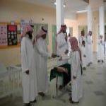 نتائج مسابقة ( اسرع ناسخ ) في ابتدائية تحفيظ القرآن بليلى .. تقرير مصور