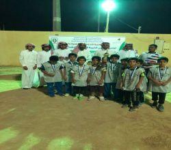 تنمية السيح تختتم الخيمة الرمضانية للشباب وتسلم الجوائز للفائزين