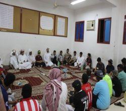 شاهد بالصور : ختام فعاليات ملتقى الشباب الرمضاني