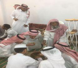 بالصور : مسجد الإمام مالك يقيم الإفطار الجماعي
