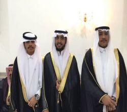 بالصور : عائلة آل وحيد تحتفل بزواج ثلاثة من أبنائها
