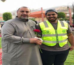 بالصور : رِحْلَة هَدَف - فريق بناء التطوعي