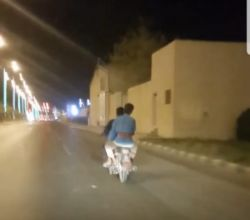 المرور ينفذ حملة ضد الدراجات النارية المخالفة بعد شكوى مواطن لصحيفة الأفلاج