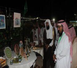بالصور : فعاليات اليوم الأول لليوم الوطني 88 بمنتزه ترفيه المملكة تحظى بإعجاب الجميع