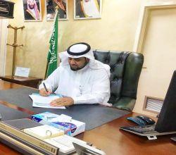 """""""آل شريد """" يعتمد الخطة الزمنية للمراكز المناوبة في اليوم الوطني ويقف على جاهزيتها"""