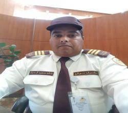 آل سيف مشرفًا في شركة الحارس الأول للحراسات الأمنية
