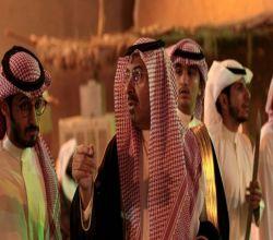 أهالي المبرز يحتفلون باليوم الوطني 88 بحضور جموع غفيره من أهالي الأفلاج