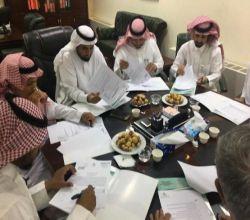 ال شريد يرأس إجتماع المجلس الاستشاري للمرضى وأسرهم