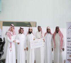 """الإسلامية تحصد المركز الأول في مسابقة """"حرك ذهنك"""" بكليات الأفلاج"""
