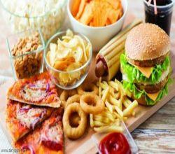 الأغذية عالية الدهون تزيد من خطر الإصابة بالأمراض