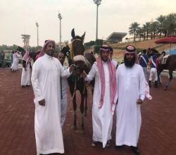 """""""يغطرف"""" يحصل على المركز الرابع في المهاره بميدان الملك عبدالعزيز"""