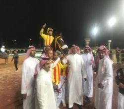 """""""أمهره """" العجالين تحصد المركز الأول في ميدان الملك عبدالعزيز"""