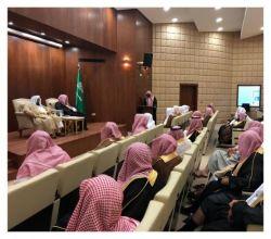 مدير مركز الدعوة والإرشاد بالأفلاج يشارك  في برنامج رؤية وبناء بوزارة الشؤون الإسلامية