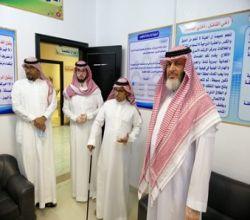 مركز الإرشاد الأُسَري يستقبل وكيل كليات جامعة الأمير سطام بالأفلاج