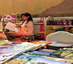 مكتبة ابن عباس تُشارك في يوم الطفل العالمي