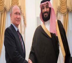 """""""الكرملين"""": بوتين يلتقي ولي العهد على هامش قمة العشرين"""