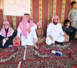 """""""خيمة التميز"""".. مبادرة تعزز السلوك وترفع مستوى التحصيل بين طلاب ابتدائية تحفيظ القرآن بليلى"""