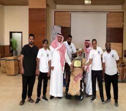 فريق دراجوا الأفلاج يصلون الرياض في زيارة لمستشفى النقاهه