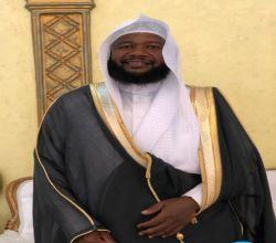 الشيخ ناجي الرميح مديرآ لجمعية انسان خلفآ لـ الشثري