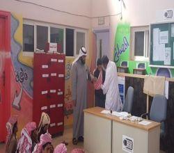 مركز صحي السيح بالتعاون مع لجنة التنمية ينظم دورة عن الإسعافات الأولية