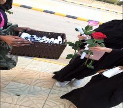 فريق مرايا التطوعي يُطلق أولى مبادراته  في محافظة الأفلاج