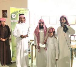 بالصور .. برامج لجنة تنمية الأفلاج تستهوي 100 شاب بحي الفيصلية