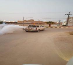 بلدية الأفلاج تُكافح البعوض والحشرات بالأحياء السكنية