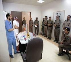 بهاء تواصل تنظيم المعارض في الجهات الأمنية