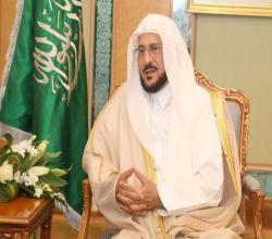 وزير الشؤون الإسلامية جوامع ومصليات العيد جاهزة لاستقبال المصلين يوم العيد