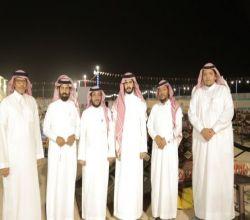 بالصور : الهدلاء يتجول بمنتزه ترفيه المملكة بالأفلاج ويشيد بدوره الترويحي للأهالي ومواكبة رؤية  2030 في الإدارة السعودية