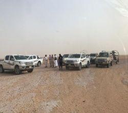 بالصور ...  العثور على مفقود الأفلاج متوفيآ بمنطقة صحراوية