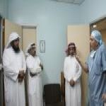 مدير المستشفى في حوارمع الإعلاميين في اللقاء التكريمي.. تغطيه (50) صورة