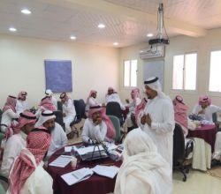 680  معلماً ومعلمة يلتحقون ببرامج التدريب الصيفي في الأفلاج