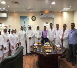 صحة الرياض تدعم مستشفى الأفلاج بـ 3 أطباء و10 ممرضات