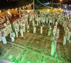 مصدر لـصحيفة الأفلاج : أهالي المبرز لن يحتفلوا باليوم الوطني هذا العام ؟