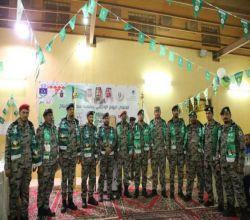 لجنة تنمية الأفلاج تنفذ لنزلاء الأفلاج احتفال بيوم الوطن