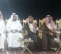 مبارك  بن شافي النتيفات عريسآ