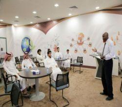 """جامع سطام في #الأفلاج  تنظم دورة بعنوان : """"تنمية مهارات حل المشكلات"""""""