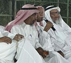 """بالصور : """" بعد انقطاع أكثر من 25 عام """".. أهالي السيح الجنوبي يلتقون  بمدينة الرياض"""