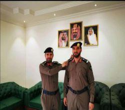 زيد آل رشود إلى رتبة عقيد بإدارة الدفاع المدني في الأفلاج