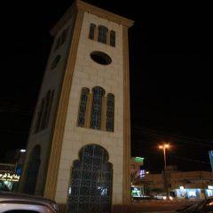 بلدية الأفلاج تنهي المنظر الجمالي بالموقفه