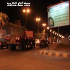 إغلاق طريق الملك عبدالعزيز (الشارع العام) وتحويلة لطريق الملك عبدالله (شارع الثلاثين) حتى يتم الإنتهاء منه