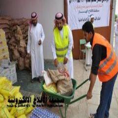 مطالبات بدعم جمعية الهدار وجهود مثمرة لخدمة المستحقين للزكاة